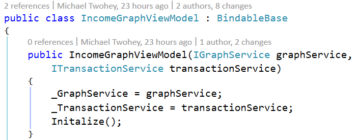 Graph constructor